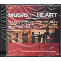 AA.VV. ‎CD Music Of The Heart (The Album) Sigillato 5099749629424