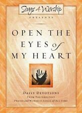 NEW - Open the Eyes of My Heart (Songs 4 Worship Devotional)
