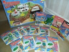 5 4 3 2 1 ULITMATE CLASSIC THUNDERBIRD TRACY ISLAND + TOYS & FIGURES SET SEALED
