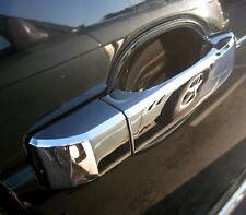 Chrome door handle Covers coperchi per Range Rover L322 Vogue GCAT 2002-2009 KIT NUOVO