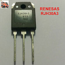 Renesas RJH30A3 Semiconductor TO-3P UK STOCK