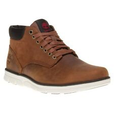 Timberland A13ee Bradstreet Chukka Brown Men Leather Shoes UK 7 - EU 41