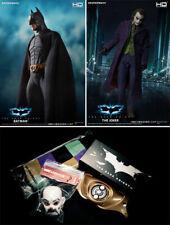 New Enterbay The Dark Knight Batman & Joker 1/4 Scale HD Masterpiece Exclusive