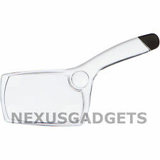 Magnifying Glass Clear Magnifier Double Lens Glasses Reading NEW (PACK OF 48)