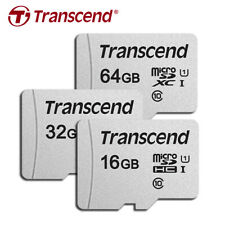 Transcend 16G 32G 64G micro SDHC/SDXC Class 10 UHS-I Memory Card for Smartphones