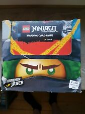 Lego Ninjago Drachen Jäger Serie 4 Trading Card Game 1 Display 50 Booster  Neu