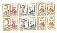 YVERT N° 1248 A 52 HEROS DE LA RESISTANCES  BLOCS 4 TIMBRES DE FRANCE Neufs **