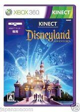 Used Xbox 360 Kinect Disneyland MICROSOFT JAPAN JAPANESE JAPONAIS IMPORT