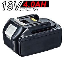 4.0AH 18V Akku für Makita BL1830 BL1840 BL1815 BL1860  LXT Lithium Ion NEU