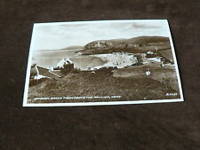 Old Photo Postcard, Oban, Ganavan Sands from Above the Pavillion, Argyll + Bute