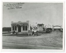 Texas History - Vintage 8x10 Publication Photograph - San Antonio - 1926