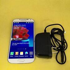 NEAR MINT SAMSUNG GALAZY S4 I545 16GB (VERIZON & GSM UNLOCKED) 4G LTE WHITE