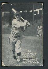 1930 ZEENUT MALONEY HOLLYWOOD SGC 40