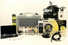 Airbrush Kit - Iwata Sprint Jet IS-800 air compressor in box w/ HUGE BUNDLE READ