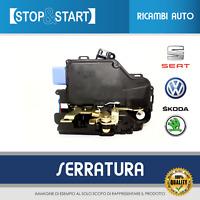 SERRATURA PORTA CENTRALIZZATA ANTERIORE SX VW GOLF V 5 2004-2008