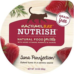 Rachael Ray Nutrish Tuna 2.8oz 1ct, EXP10/20-1/21