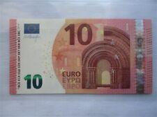BILLET 10 Euros Draghi France NEUF