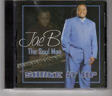 (HH906) Joe B The Soul Man, Shake It Up - 2010 CD