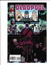 Deadpool #15-2009- NM Daniel Way Marvel 1st Standard Cover