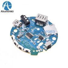 3.7-5V Bluetooth Audio Receiver Amplifier Module Precise MP3 Decoder