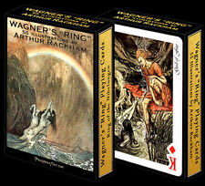 Wagner's Ring Playing Cards Brand New Sealed