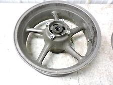 07 Triumph 675 Daytona rear back wheel