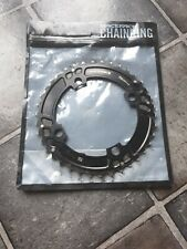 Raceface chainring 38t turbine 100% CNC 7075-T6 10speed 104bcd black used