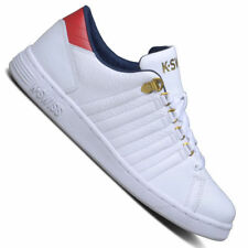 Baskets blanches K-Swiss pour homme, pointure 41