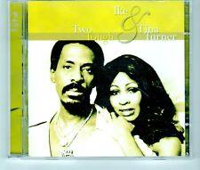 (HJ676) Ike & Tina Turner, Two Tough - 2000 double CD