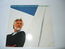 KENNY ROGERS EYES THAT SEE IN THE DARK Vinyl LP record RCA