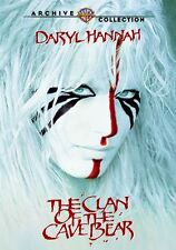 CLAN OF THE CAVE BEAR (1986 Daryl Hannah) - Region Free DVD - Sealed