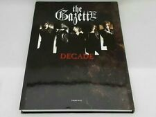The GazettE Decade Photobook First edition