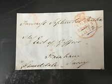 8th MARQUESS OF TWEEDDALE - ARMY OFFICER IN PENINSULAR - SIGNED ENVELOPE FRONT