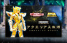 BANDAI PREMIUM SAINT SEIYA CLOTH MYTH EX AQUARIUS HYOGA ACTION FIGURE