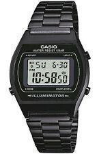 Casio Classic Digital B640WB-1A Black Unisex Watch - NEW
