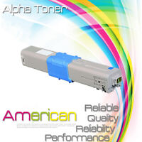 Cyan Toner Cartridge Compatible For Oki data MC363dn C332dn 46508703