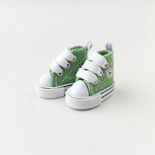 Neo Blythe Pullip Doll Canvas Sneakers Micro Shoes - Green
