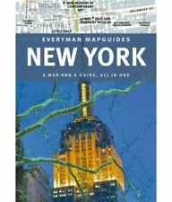 Everyman Mapguides - NEW YORK All in One Map and Guide + FREE P&P