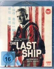 The Last Ship - Staffel Season 3 - BluRay - Neu / OVP