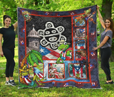 Puerto Rico Stories Blanket For Bedroom All Over Print Fleece Fullsize Best 2021