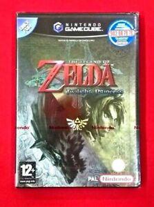 The Legend of Zelda Twilight Princess - GAMECUBE - NUEVO