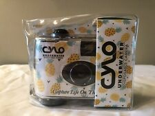 New ListingCylo Underwater Disposable Camera