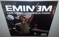 "EMINEM LIVE FROM COMERICA PARK (2015 RELEASE) BRAND NEW SEALED 2x 12"" VINYL LP"