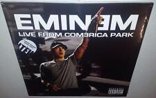 "EMINEM LIVE FROM COMERICA PARK (2015 RELEASE) BRAND NEW SEALED 2x 12"" VINYL LP"