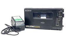 SONY WM-D6C Walkman Professional Cassette Player Recorder AC Adaptor