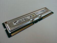 Samsung RAM Memory Module 128MB PC800 800MHz RDRAM RIMM MR16R0828BN1-CK8