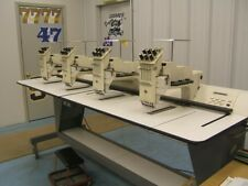 Melco Commercial Embroidery Machine
