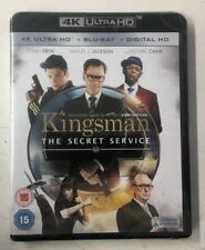 Kingsman: The Secret Service [4K UHD + Blu-ray + Digital HD] Colin Firth