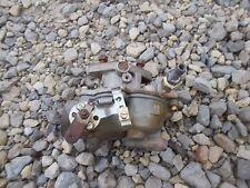 Farmall Cub or low boy tractor IH IHC Zenith carburetor assembly