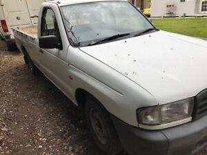 Mazda B2500 Pickup Non-Turbo